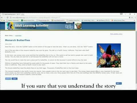 cdlponline.org (California Distance Learning Project) Tutorial - By Shielvina Fionieta