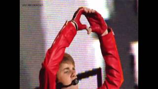 justin bieber the day i first met you you told me you never fall in love(give your heart a break)