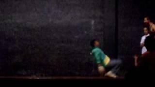 Tala Jalisco breakdance class