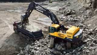 Volvo Construction Equipment range 2013