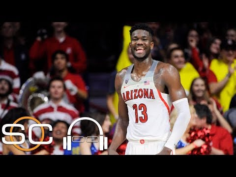 DeAndre Ayton wants to go No. 1 overall, but wants to win at Arizona first | SC with SVP | ESPN
