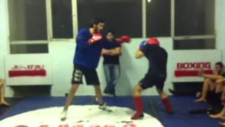 MMA georgia - zaza Vs lasha 2