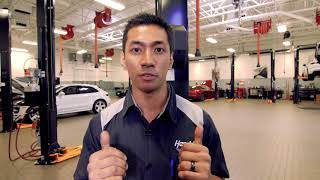 A day in the life of a Hendrick Automotive Group Technician