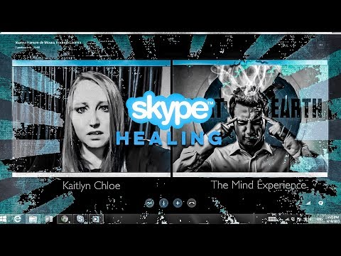 The Mind Experience: Flat Earther. Skype Healer. Moon Landing Truther.   Ft. Kaitlyn Chloe