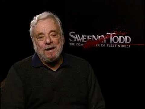 Sweeney Todd - Interview with Stephen Sondheim