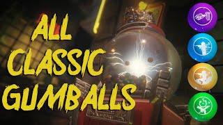All Classic Gobblegums Guide/Walkthrough (Black Ops 3 Zombies)