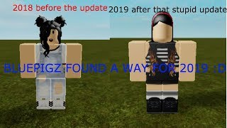 Roblox studio: How to change your models face/2019|| bluepigz|| No need for subscribed sets :D