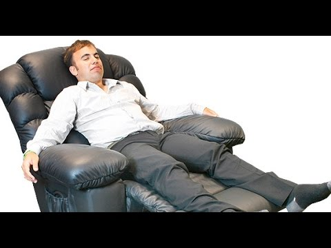 How A La Z Boy Recliner Is Made Brandmade Tv Youtube