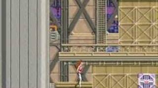 Rolling Thunder 2 arcade gameplay and ending