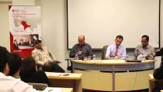 John Harriss,Visiting Research Professor,Institute of South Asian Studies,NUS - ESSEC-NUS Conference