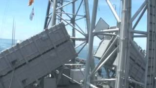 Taiwan's TK-3 HF-3 missile弓三 雄三飛彈試射影片