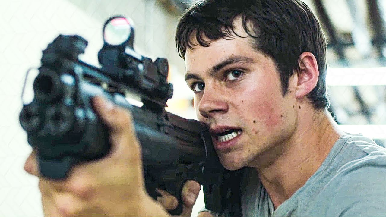 Download Escaping WCKD! Scene - MAZE RUNNER 2: THE SCORCH TRIALS (2015) Movie Clip