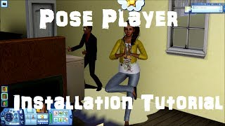 Mod the Sims 3: Pose Player Installation Tutorial