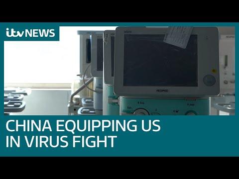 Coronavirus: UK queues
