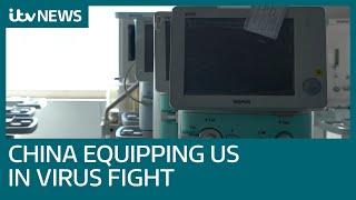 Coronavirus: UK queues up for lifesaving ventilators from China | ITV News