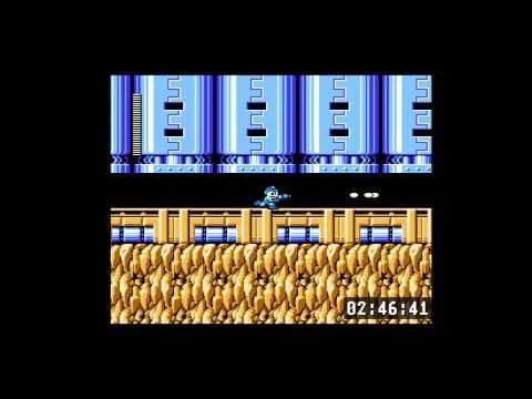 Mega Man Legacy Collection MM6 Remix 2 Gold  