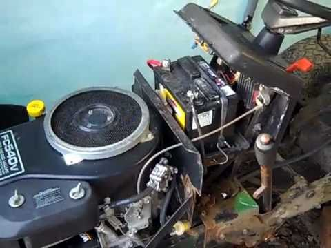 Project John Deere 185 Hydro Part 2