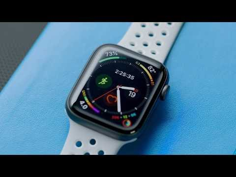 Apple Watch Series 4 Review: It