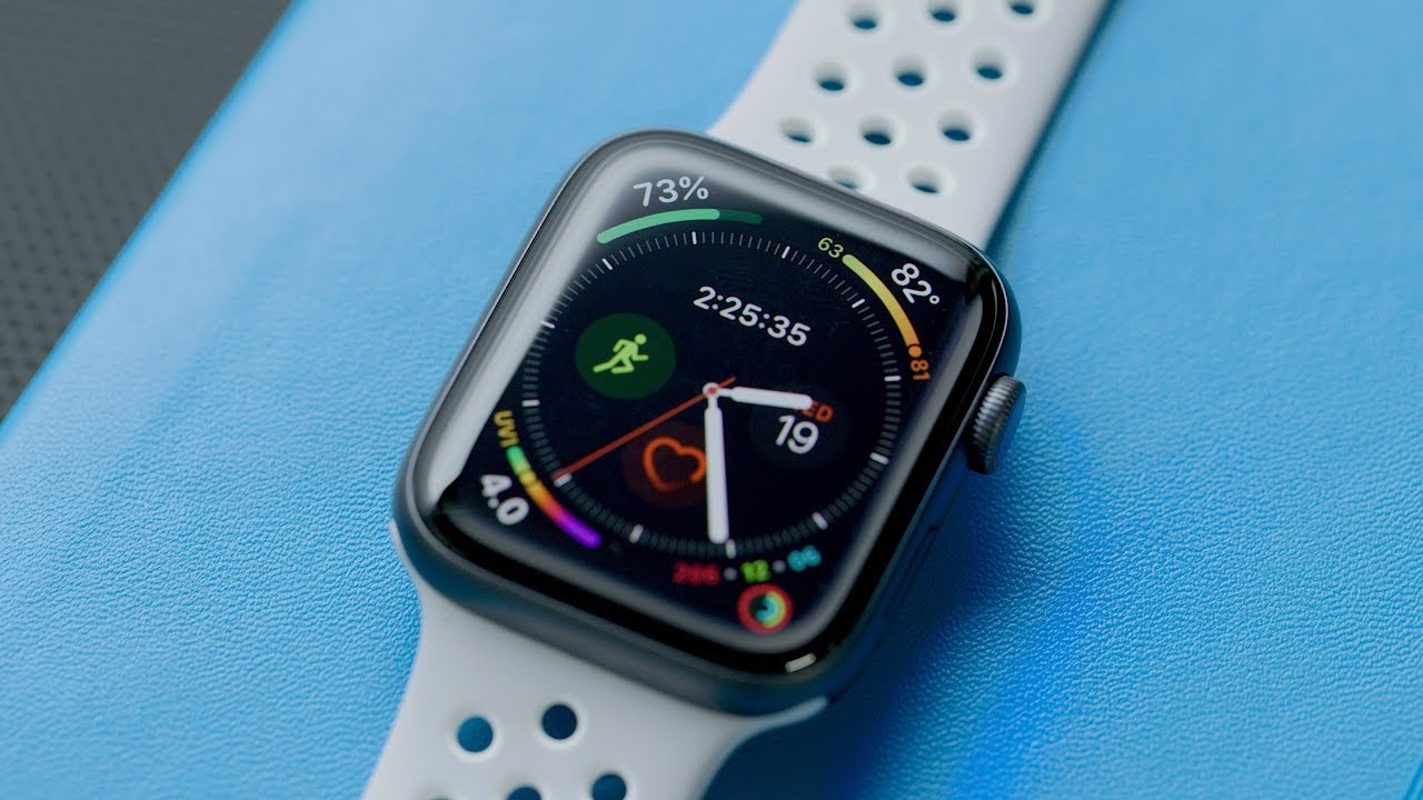 bd44d0e4bad1 Apple Watch Series 4 Review  It s About Time! - YouTube