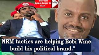 Andrew Mwenda Why Museveni fears Bobi Wine?