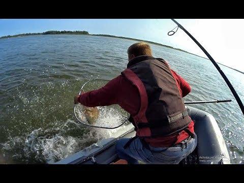 ПАЛКА В ЩЕПКИ НО ОГРОМНОГО МОНСТРА ВЗЯЛИ!!! Трофейная рыбалка 2019, Обь,джиг, крупный судак,,коряги.
