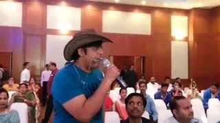 sj prasanna hindi film song itna na mujhse instrumental on mouthorgan (09243104505)