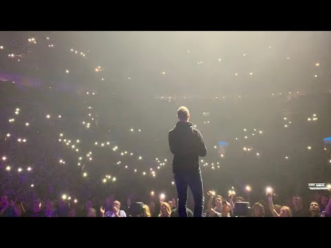 HILLSONG WORSHIP / CASTING CROWNS LIVE CONCERT IN COLUMBUS OH 11/16/19