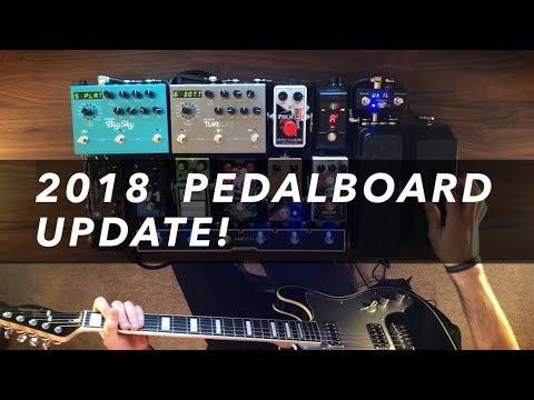 2018 pedalboard fender telecaster super deluxe tv jones pickups direct board youtube. Black Bedroom Furniture Sets. Home Design Ideas