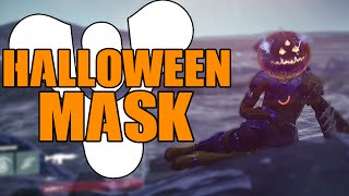 """Destiny - Halloween Mask Event - """"Hallow's Eve"""" Special Jack-O-Lantern Package"""
