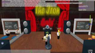 roblox iron cafe fun