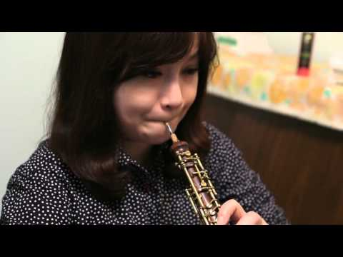 Disney: A Whole new World - 李嘉容 (oboemi),雙簧管 (Marigaux Oboe)