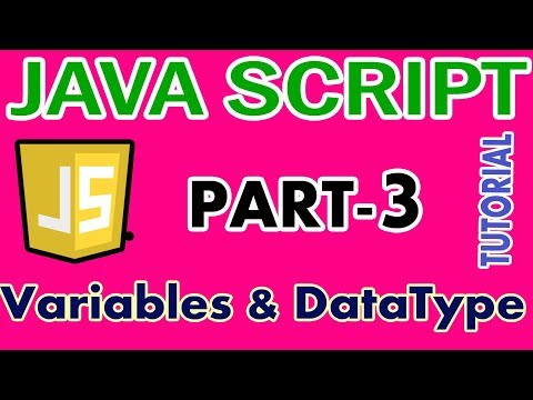 #3 | Datatypes | Variables and Types In JavaScript | Java Script Tutorial in Tamil thumbnail