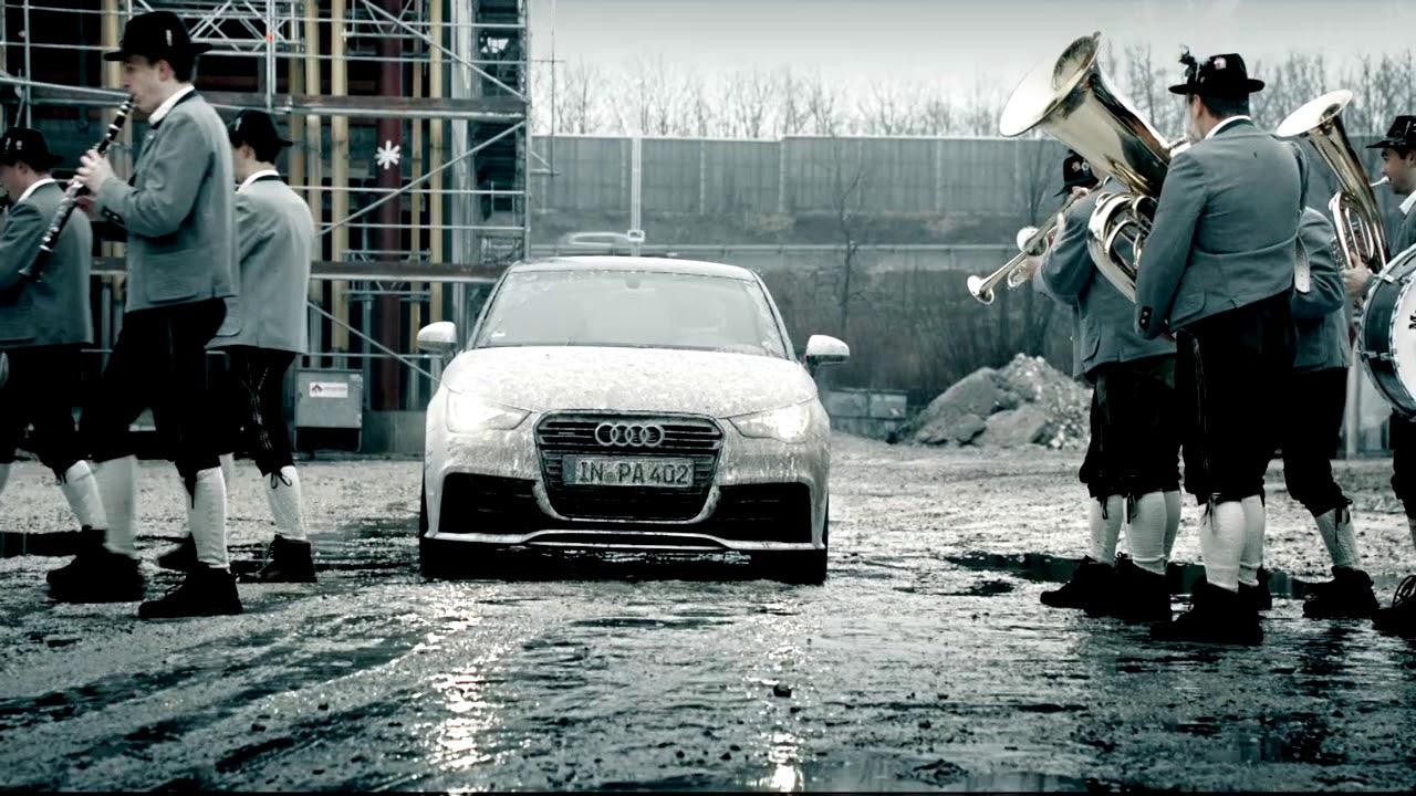 Audi Mud Dub Eröffnung Des Audi Gebrauchtwagen Plus Zentrum