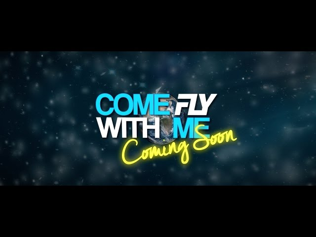 Dj Fly - Come Fly With Me (Teaser)