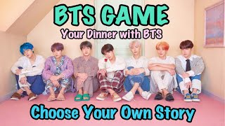 BTS Choose Your Own Love Story Game - Cute Romance