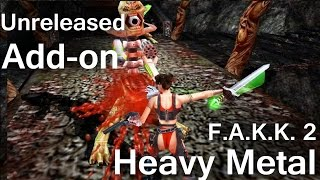 Heavy Metal: F.A.K.K.² Unreleased Add-on - Between Heaven and Hell