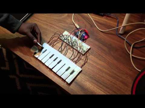 Arduino MIDI Instruments