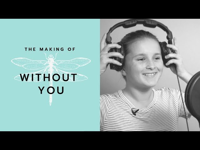 "The Making of ""Without You"" by Victoria Anthony"