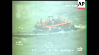 The U.S. Coast Guard says it helped stop a semi-submersible craft filled with $180 million of cocain