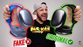 ❌ FAKE AirPods Max vs. ORIGINAL: Jaká jsou Apple sluchátka z AliExpressu? | WRTECH [4K]