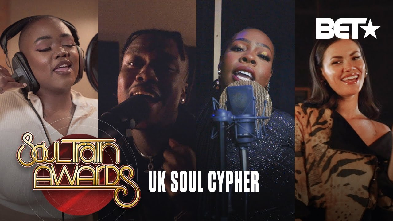 Download Hamzaa, Sinead Harnett, Jvck James & Shae Universe Perform In The UK Soul Cypher | Soul Train Awards