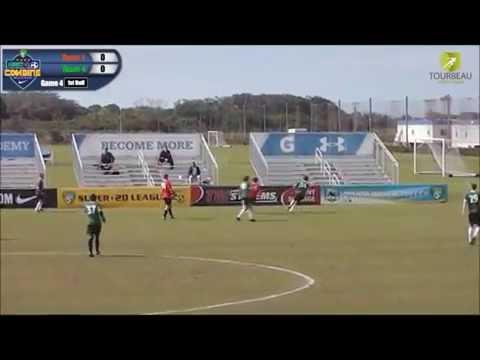 United Soccer League(USL) Pro Combine Highlights - Matt Hamilton 2014