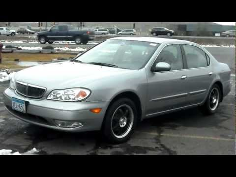 2001 Infiniti I30, 4 door, 3.0 V6, heated leather, P-roof, clean, WARRANTY!!!
