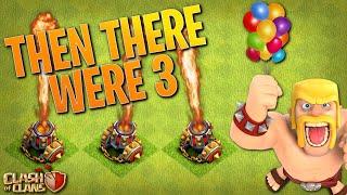 3 DEFENSES LEFT! TH12 Farm to Max | Clash of Clans