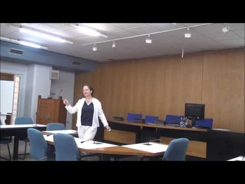 Excerpt: 'The EU Charter of Fundamental Rights' lecture by Professor Lina Papadopoulou
