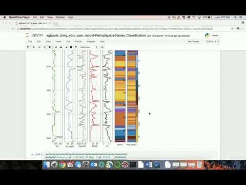 Lithology Prediction in Oil & Gas with Amazon Sagemaker