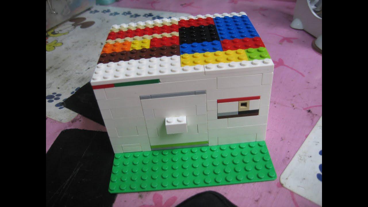 Lego Puzzle Box V1 Ultimate Tutorial Youtube