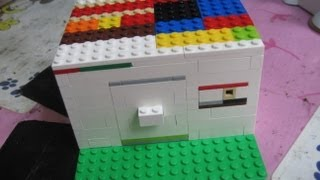 Lego Puzzle Box V1 *ultimate* + Tutorial