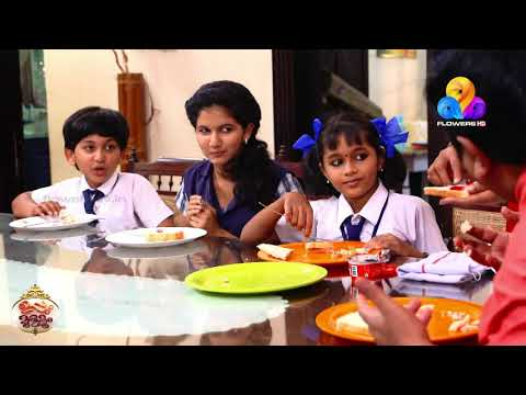 Flowers TV Uppum Mulakum Episode 682