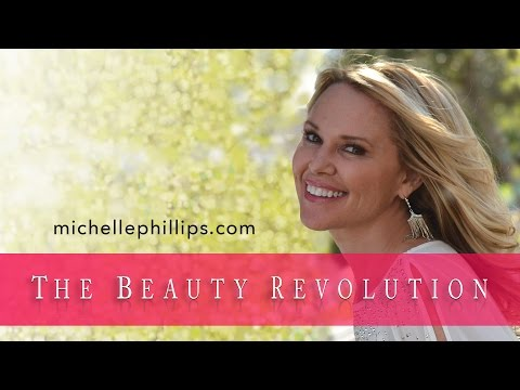 The Beauty Revolution with Celebrity Makeup Artist Michelle Phillips